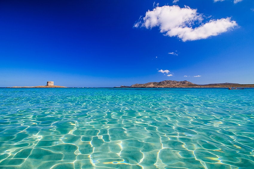 La-Pelosa-beachen-Steinintino-Sardinia-Sassari